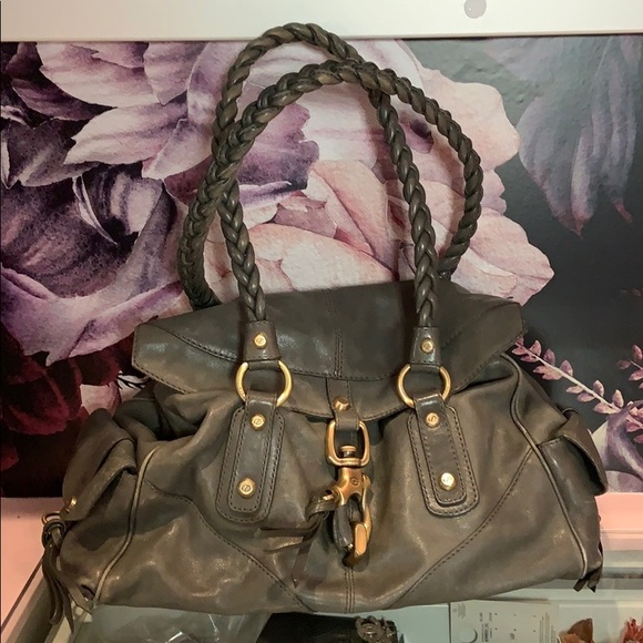 Genuine Leather Francesco Bissia Purse